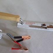 Нож электрический 12v нерж фото