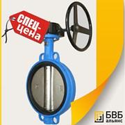 Затвор дисковый DN50 PN10/10 фото