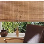Установка жалюзи, Ролл-шторы, бамбуковые шторы фото
