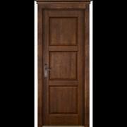 Дверь из массива ольхи фото
