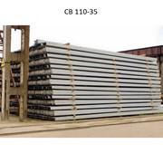 Стойки опор ЛЭП марки СВ 110-35 фото