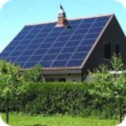 Солнечные батареи - эффективное энергоснабжение Вашего дома! фото