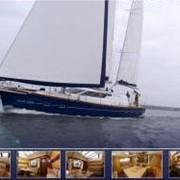 Яхта парусно-моторная круизная класса А3 'Лана' фото