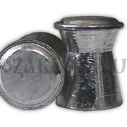 Пуля Диаболо с ободком 12 к (10 шт.) фото