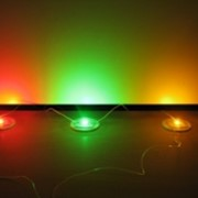 Светодиодные модули 1LED 30x30, 3LED 30x30, 5 LED 370x20, 5LED 120x30, 3LED 252x20, 6LED 252x20. фото