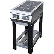 Плита индукционная Grill Master Ф2ИП/800 на подставке фото