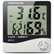Термометр-гигрометр цифровой HTC-1 фото