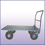 Тележка грузовые платформенные ВВ1 фото