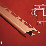 Профиль и пороги под кафельную плитку арт АПК 004 длина 2500 мм фото