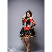 Одежда карнавальная, Костюм королевы червонной масти фото
