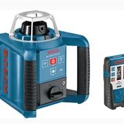 Ротационный лазерный нивелир GRL 150 HV Set Professional фото