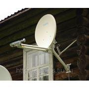 Монтаж и настройка спутникового интернета Ka-Sat фото
