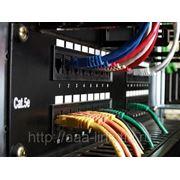 Установка и инсталляция телекоммуникационного оборудования фото