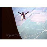 Самостоятельный прыжок с парашютом фото