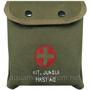 Аптечка M-1 Jungle First Aid Kit - Olive Drab фото