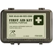 Аптечка Waterproof General Purpose Military First Aid Kit - Olive Drab фото