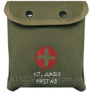 Аптечка M-1 Jungle First Aid Kit - Olive Drab фото