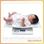 Прокат электронных весов для новорожденных в Николаеве фото