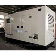 Аренда, прокат дизель-генератора (электростанции) 100 кВт. фото