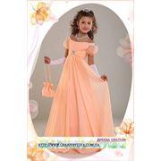 """Нарядное вечернее платье """"Мила """" Р.134,140,146 фото"""