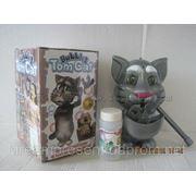 Мыльные пузыри Кот Том на батарейках фото