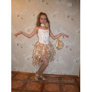 Бальное платье №7 фото