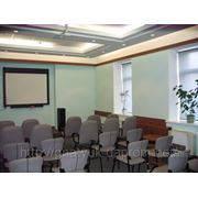 Конференц- зал, помещение для тренинга, семинара, переговоров, класс фото
