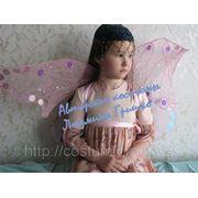 Карнавальный костюм Бабочка фото