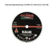 Круг отрезной абразивный GLOBE ZAC 180x3,2x22.2 A30-36R фото