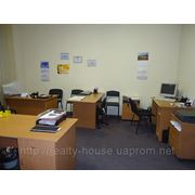 Аренда кабинета в офисе Киев центр ул. Рейтарская фото