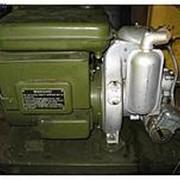 Электроагрегат передвижной бензиновый АБ-1-О/230 фото