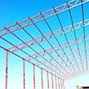 Cтроительство и проектирование быстровозводимых зданий фото