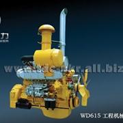Прокладка выпускного коллектора 61560110111 для дизельного двигателя WD-615 (ВД-615) Weichay Power (Вейчай Повер) фото