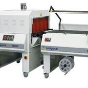 Термоусадочная машина туннельного типа для крупногабаритной упаковки FP870A+T650 производства SmiPack фото