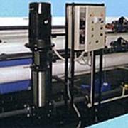 Мембранные системы очистки воды фото