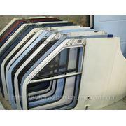Дверь передняя правая (оригинал, б/у) Мерседес Вито (Mercedes Vito) двигатель 2.3 ТDI, 2.2 CDI 638, 639 фото