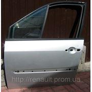 Водительская дверь Renault Scenic II (Рено Сценик 2) фото
