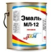 Эмаль МЛ-12, МЛ-12К фото