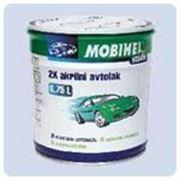 Акриловая автоэмаль MOBIHEL 2К фото