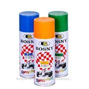 Акриловые спрей краски BOSNY (все цвета) фото