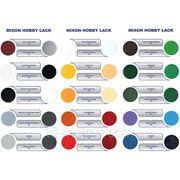 Краска в баллоне (высокотемпературная серебристая №930) фото