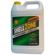 Антифриз Shell Zone Antifreeze Concentrate -80 (зеленый) 3.785л фото