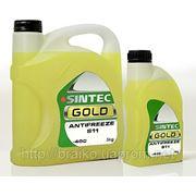 Антифриз Sintec ANTIFREEZE GOLD S11 1кг фото