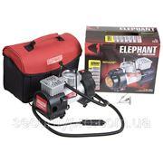 Компрессор ELEPHANT КА-12600 150psi/14Amp/35л/прикур./фонарь фото