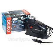 Компрессор COIDO 6528 (300psi) манометр/фонарь фото