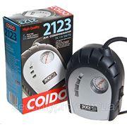 Компрессор COIDO 2123 (300psi) манометр фото