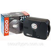 Компрессор COIDO 2115 (300psi) манометр фото