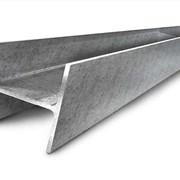 Балка стальная двутавровая 50Ш4 ГОСТ 26020-83 горячекатаная фото