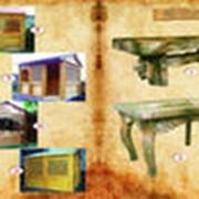 Ремонт мебели из натурального дерева г Благовещенск. фото