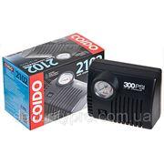 Компрессор COIDO 2111 (300psi) манометр фото
